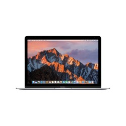 "Apple - MacBook Plata Portátil 30,5 cm (12"") 2304 x 1440 Pixeles 7ª generación de procesadores Intel® Core™ m3 8 GB"