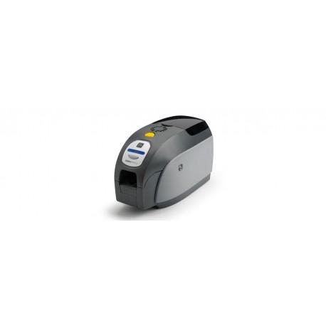 Zebra - ZXP3 Pintar por sublimación/Transferencia térmica Color 300 x 300DPI impresora de tarjeta plástica