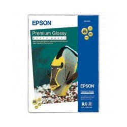 Epson - Matte Paper Heavy Weight, DIN A3+, 167 g/m², 50 hojas