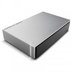 LaCie - Porsche Design disco duro externo 6000 GB Plata