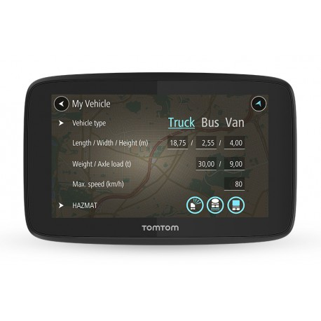TomTom - GO PROFESSIONAL 520
