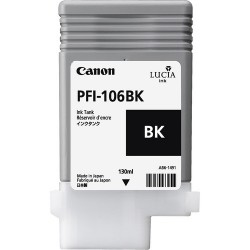 Canon - PFI-106 BK cartucho de tinta Original Foto negro 1 pieza(s)