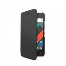 Energy Sistem - 427925 funda para teléfono móvil Libro Negro