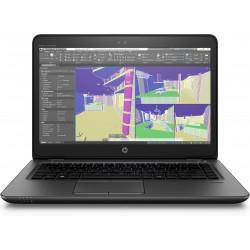 HP - ZBook Estación de trabajo móvil 14u G4