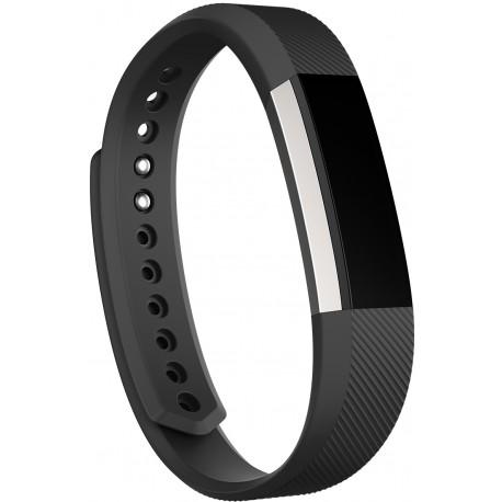 Fitbit - Alta Wristband activity tracker OLED Inalámbrico Negro, Acero inoxidable