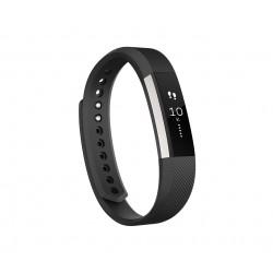 Fitbit - Alta Pulsera de actividad Negro, Acero inoxidable OLED