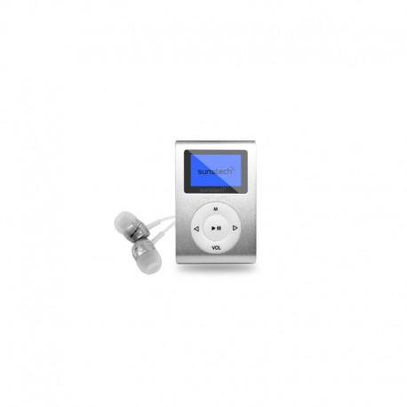 Sunstech - DEDALOIII MP3 4GB Plata