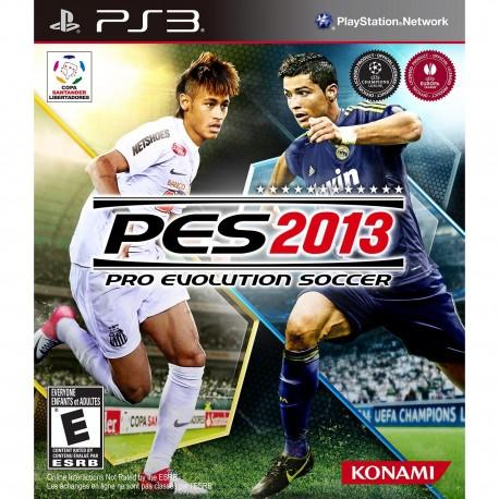 Konami - Pro Evolution Soccer 2013, PS3 PlayStation 3 vídeo juego