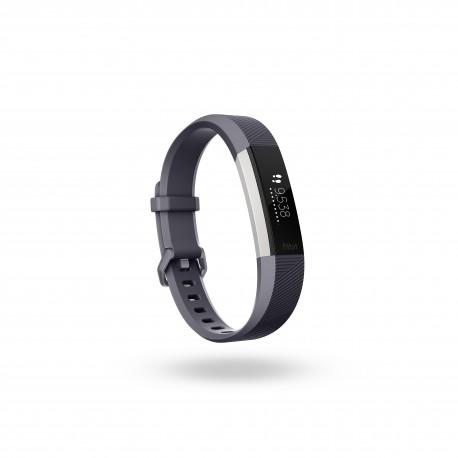Fitbit - Alta HR Wristband activity tracker OLED Alámbrico/Inalámbrico Gris