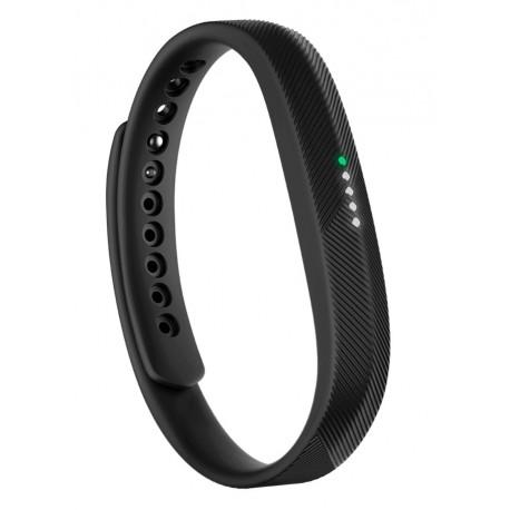 Fitbit - Flex 2 Wristband activity tracker LED Inalámbrico Negro