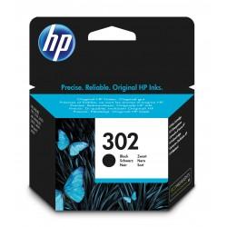 HP - 302 Original Negro 1 pieza(s) Rendimiento estándar