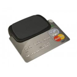 ID TECH - BTMag Bulk Bluetooth Negro, Gris lector de tarjeta magnética