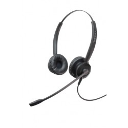 Alcatel - TH125 Auriculares Diadema Negro