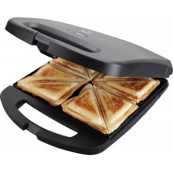 JATA - SW546 1500W Negro sandwichera