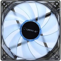 UNYKAch - 51791 Carcasa del ordenador Ventilador ventilador de PC