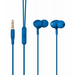 Trust - Ziva auriculares para móvil Binaural Dentro de oído Azul Alámbrico