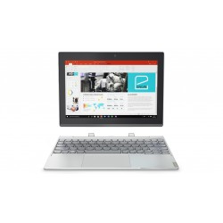"""Lenovo - Miix 320 1.44GHz x5-Z8350 10.1"""" 1280 x 800Pixeles Pantalla táctil Plata Híbrido (2-en-1) - 22105762"""