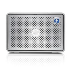 G-Technology - G-RAID Thunderbolt 3 unidad de disco multiple 8 TB Plata