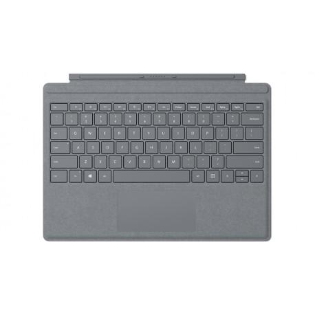 Microsoft - Surface Pro Signature Type Cover Microsoft Cover port Platino teclado para móvil