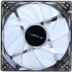 UNYKAch - 51793 Carcasa del ordenador Ventilador ventilador de PC