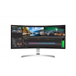 """LG - 34UC99-W LED display 86,4 cm (34"""") 3440 x 1440 Pixeles UltraWide Quad HD Negro, Blanco"""