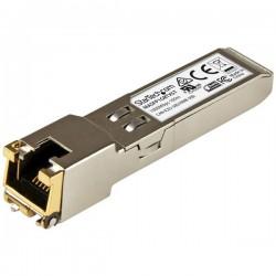 StarTech.com - Módulo SFP Compatible con Cisco Meraki MA-SFP-1GB-TX -Transceptor de Cobre RJ45 100BASE-TX - MASFP1GBTXST