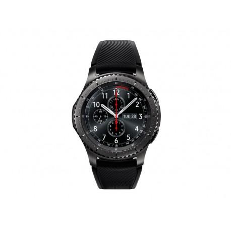 "Samsung - Gear S3 1.3"" SAMOLED GPS (satélite) Negro reloj inteligente"