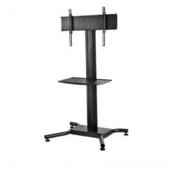 "Peerless - SS560M soporte de pie para pantalla plana Negro 165,1 cm (65"")"
