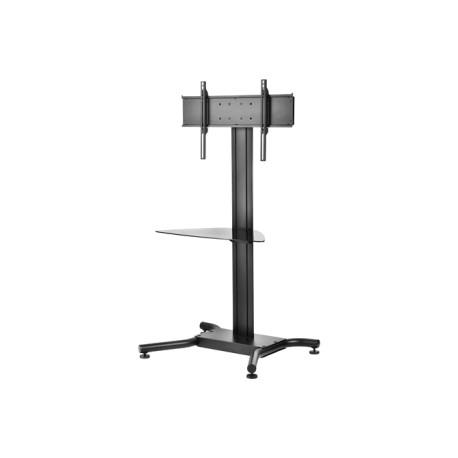 Peerless - SS560G Multimedia stand Negro mueble y soporte para dispositivo multimedia