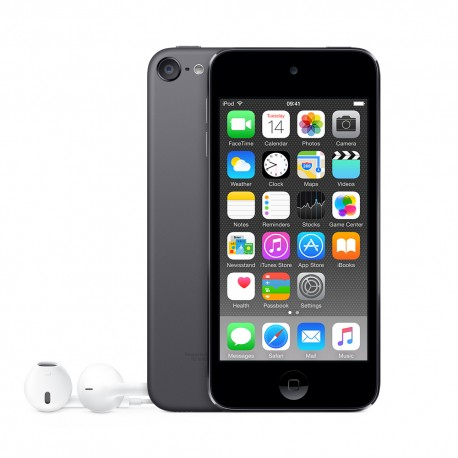 Apple - iPod touch 128GB Reproductor de MP4 128GB Gris
