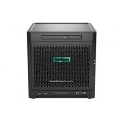 Hewlett Packard Enterprise - ProLiant MicroServer Gen10 servidor AMD Opteron 1,6 GHz 8 GB DDR4-SDRAM 16 TB Ultra Micro Tower 200