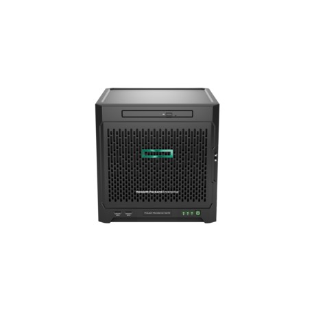 Hewlett Packard Enterprise - ProLiant MicroServer Gen10 1.6GHz X3216 200W Ultra Micro Tower servidor - 22177048
