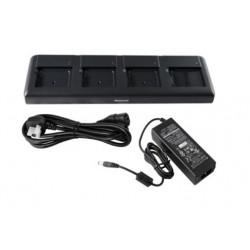 Honeywell - EDA50K-QBC-E Cargador de baterías para interior Negro cargador de batería