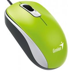 Genius - DX-110 ratón USB Óptico 1000 DPI