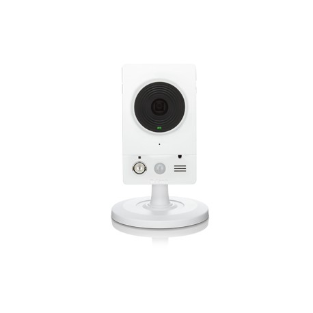 D-Link - DCS-2132L IP security camera Interior Caja Color blanco cámara de vigilancia