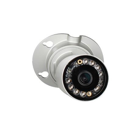 D-Link - DCS-7010L IP security camera Exterior Bala Color blanco cámara de vigilancia