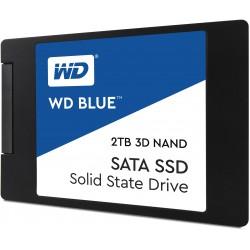 "Western Digital - Blue 3D 2.5"" 2048 GB Serial ATA III"