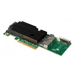 Intel - RMS25PB040 PCI Express x8 2.0 6Gbit/s controlado RAID