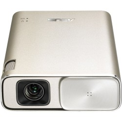 ASUS - ZenBeam Go E1Z videoproyector 150 lúmenes ANSI DLP WVGA (854x480) Proyector portátil Oro