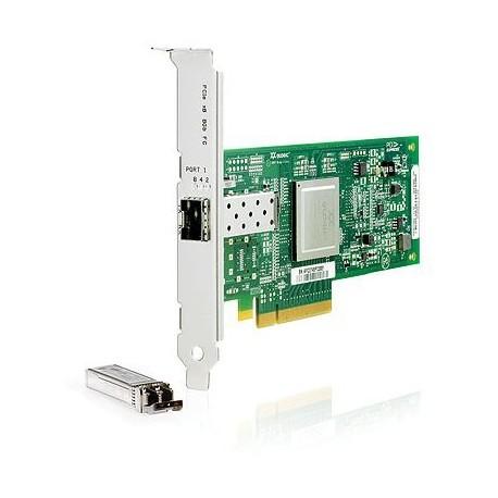 Hewlett Packard Enterprise - AK344A Interno adaptador y tarjeta de red