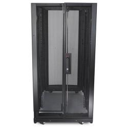 APC - NetShelter SX 24U 600mm x 1070mm Deep Enclosure estante 1363,64 kg Rack o bastidor independiente Negro