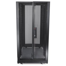 APC - NetShelter SX 24U 600mm x 1070mm Deep Enclosure Rack o bastidor independiente Negro