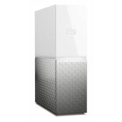 Western Digital - My Cloud Home dispositivo de almacenamiento personal en la nube 4 TB Ethernet Gris