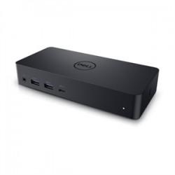 DELL - D6000 Alámbrico USB 3.2 Gen 1 (3.1 Gen 1) Type-C Negro