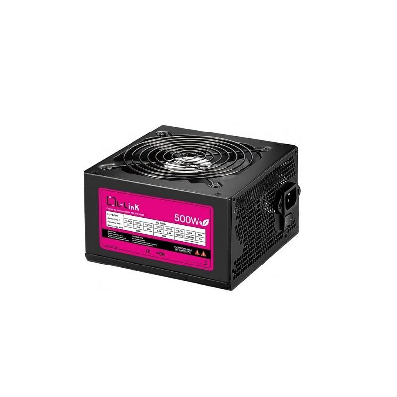 L-Link - LL-PS-500-CAB 500W ATX Negro