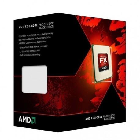 AMD - FX 8320 3.5GHz 1MB L2 Caja procesador