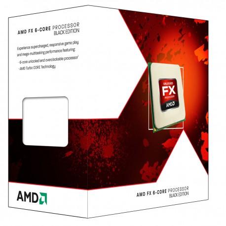 AMD - FX 6300 3.5GHz 8MB L3 Caja procesador