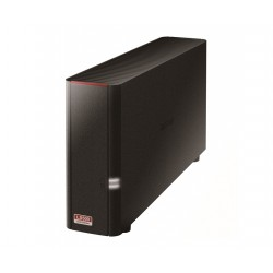 Buffalo - LinkStation 510 4TB NAS Compacto Ethernet Negro