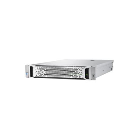 Hewlett Packard Enterprise - DL380 Gen9 2U Negro, Plata