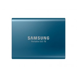 Samsung - T5 500 GB Azul - MU-PA500BEU